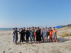 10月度例会 【大丈夫!お前なら出来る】~Training Service Friendship Surfing!!~